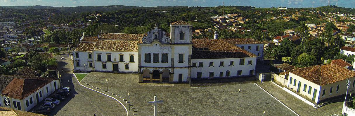 Praça São Francisco em São Cristóvao (SE)