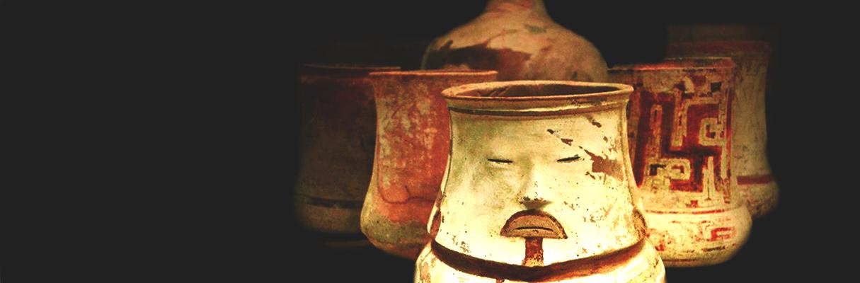 Urnas funerárias
