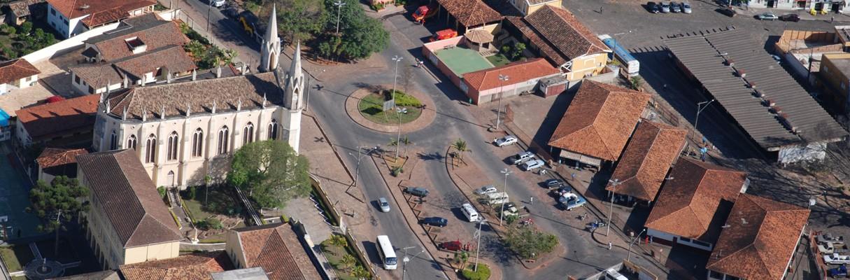 Largo Dom João e Praça Sagrado Coração de Jesus