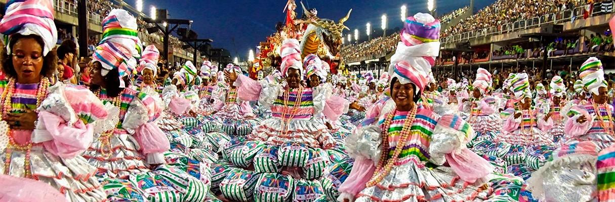 Sambas-enredo Carnaval 2020