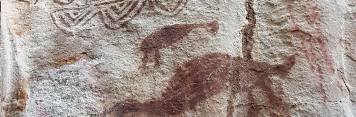 Novos sítios arqueológicos são descobertos em Serranópolis (GO