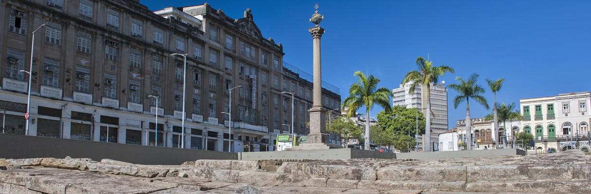 Sítio Arqueológico Cais do Valongo - Rio de Janeiro (RJ)