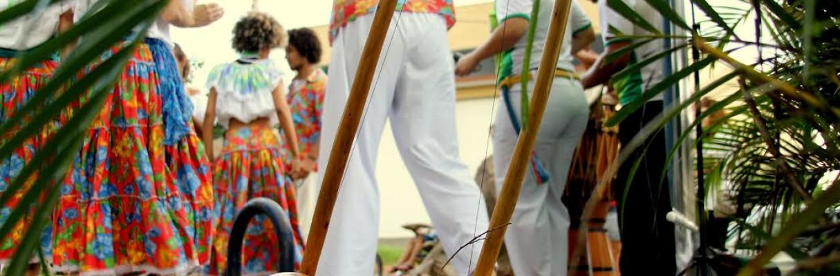 Manifestação afrobrasileira em Maringá (PR)
