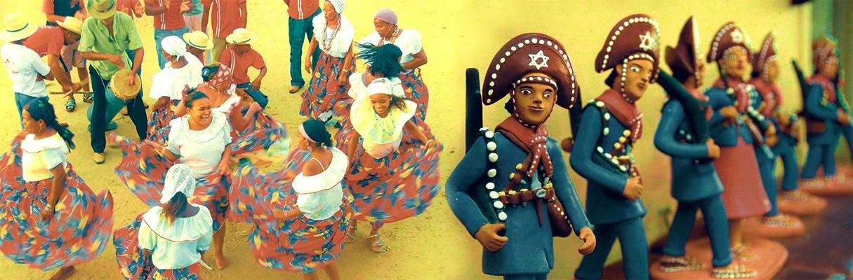 Feira de Caruaru (PE) e Tambor de Crioula (MA) passam por revalidação dos registros como Patrimônio Cultural