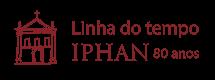 Linha do Tempo Iphan 80 Anos