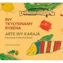Arte Iny Karajá - capa