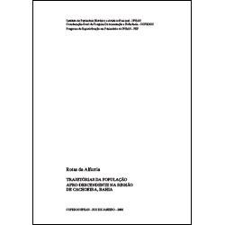 Caderno de Pesquisa e Documentação 2