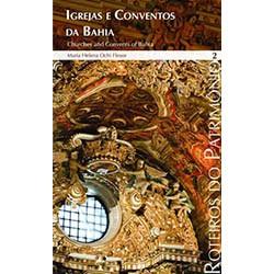 Roteiros 9 - Igrejas e Conventos da Bahia Vol. 2
