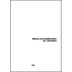 Manual de Conservação de Cantarias - 2 Edição