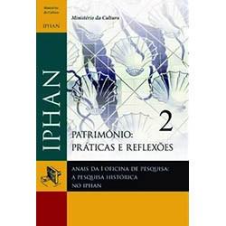 Mestrado Profissional - Série e Patrimônio Práticas e Reflexões 2
