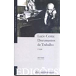 Pub Div - Col,Doc e Art - Lúcio Costa: Documentos de Trabalho