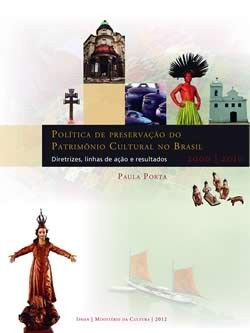 Pub Div - Col,Doc e Art - Política de preservação do patrimônio cultural no Brasil