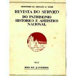 Revista do Patrimônio n. 1