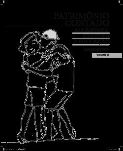 Patrimônio Contado Alcântara, Cultura e Educação Livro do Professor - Volume 1