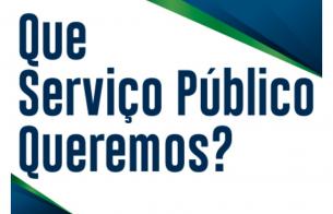 O serviço público que a sociedade brasileira anseia é tema de debate