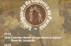 Matinhos recebe 3ª reunião de salvaguarda da capoeira no Paraná