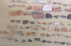 Escavação no Museu Victor Meirelles encontrou vestígios do modo de vida de gerações passadas
