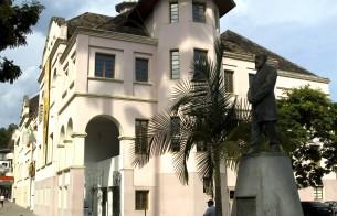 Fundação Cultural de Blumenau (SC) recebe obra de restauro