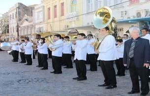 Iphan promove a requalificação da Sede da  Sociedade Musical Carlos Gomes
