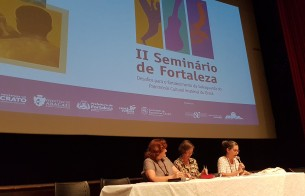 Temática diversificada compõe os debates do II Seminário de Fortaleza