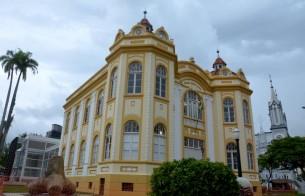 Seminário inicia as ações da Rede do Patrimônio Cultural Santa Catarina em Itajaí (SC)
