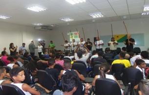 II Encontro Norte de Capoeira ocorre no estado do Acre no mês de setembro