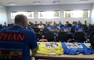 Iphan-AC apresenta aos capoeiristas novos encaminhamentos para implantação do Plano de Salvaguarda