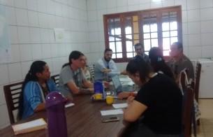 IPHAN-AC realiza reunião conjunta com a FUNAI CR-Juruá para estabelecimento de ações conjuntas