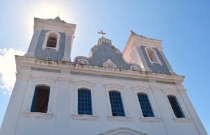 Iphan entrega etapa de restauração da Igreja Matriz de Coqueiro Seco e inicia novas intervenções