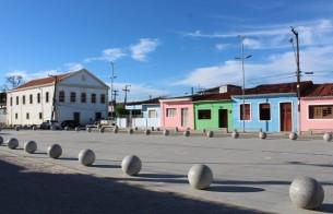 Largo da Matriz e Casa de Câmara e Cadeia são requalificados em Marechal Deodoro (AL)