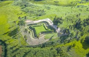 Marco histórico da ocupação holandesa no Brasil, Fortim Bass (AL) é restaurado