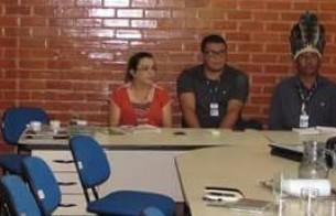 Reunião para a valorização e a manutenção dos saberes agrícolas indígenas