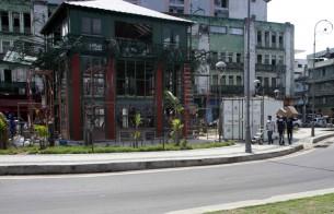 Manaus (AM) recebe praças e Pavilhão Universal nos festejos do aniversário da cidade