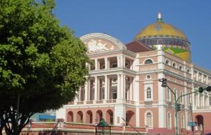 Teatro Amazonas passará por modernização de sistema de combate a incêndio, a partir de janeiro