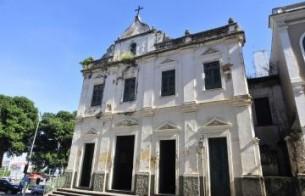 Restauração permite descobertas na Igreja do Corpo Santo, em Salvador (BA)