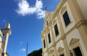 Em Salvador (BA), Igreja do Corpo Santo é restaurada