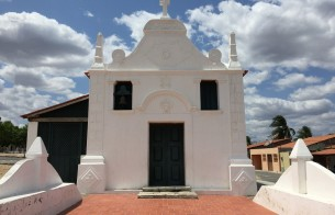 Itans (CE) recebe obras de arte restauradas em capela