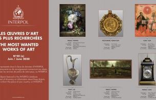 Interpol divulga lista de obras de arte mais procuradas no mundo