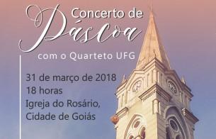 Concerto de Páscoa, na cidade de Goiás, chega a sua 13ª edição