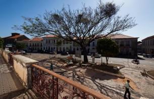 Assinada ordem de serviço para reabilitação da praça João Lisboa e Largo do Carmo