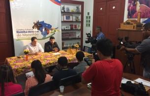 Iphan-MA recebe Hermano Queiroz e realiza coletiva de imprensa