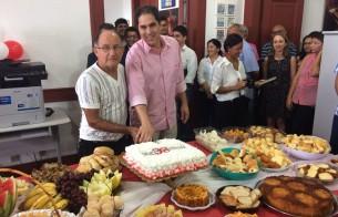 Iphan-MA comemora os 80 Anos do órgão com um café da manhã