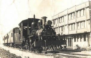 """Patrimônio Ferroviário em Minas Gerais –Bens imóveis""""."""