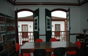 Diamantina (MG) comemora 65 anos da Biblioteca Antônio Torres