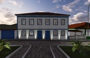 Casarão dos Orlandi será restaurado pelo Iphan, em Diamantina (MG)