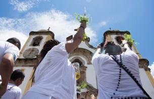 Celebração do Reinado se inicia em Ouro Preto (MG)