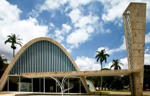 Igreja da Pampulha, em Belo Horizonte (MG), será restaurada