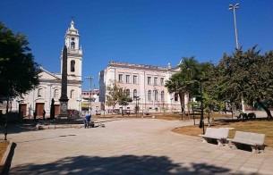 Obras de restauração de Praças de Corumbá (MS) serão inauguradas