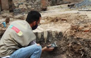 Restauração revela achado arqueológico em Corumbá (MS)