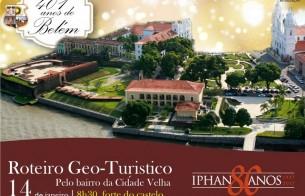 Roteiro Geo-Turístico celebra os 80 anos do Iphan